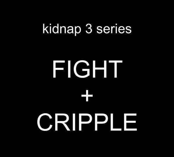 Kidnap 3 series - 2 movies - 47 min - *used DVD in paper sleeve-no art-(Q=G-VG)