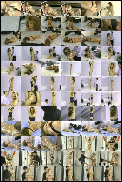 Bondage - JE Collection-1997-2 models - 1 hr 27 min - *used DVD in paper sleeve-no art-(Q=G-VG)