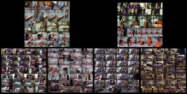 Bondage - Simone-10 scenarios - 3 hr 23 min - *used DVD in paper sleeve-no art-(Q=G-VG)