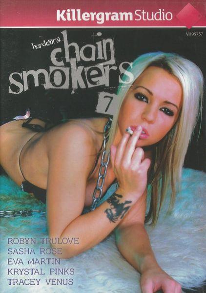 SEX - KS - Killergram Studio - Chain Smokers 7 - with Robin Trulove - *used Factory Original DVD in case with artwork