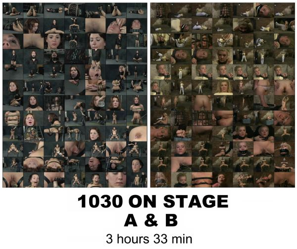 ISX - 1030-Onstage-A & B - 3 hr 33 min - (Q=G-VG)