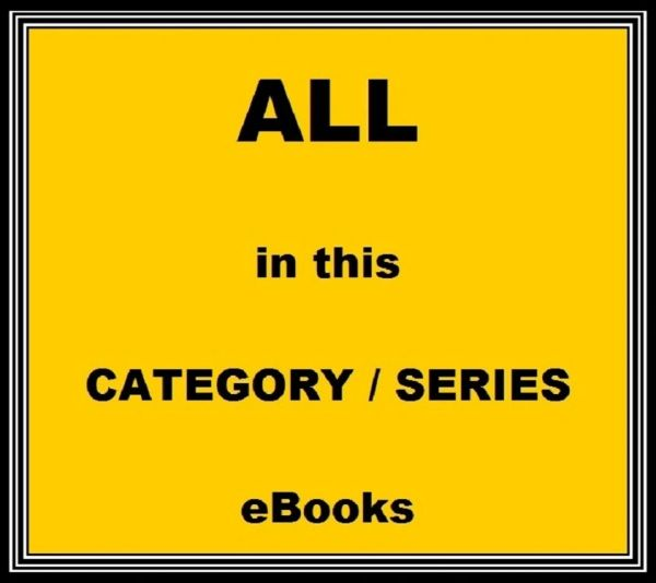 BSS - Tiburon Book - ALL 40 BSS eBooks for $20.00 Total