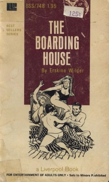 BSS-748 - Liverpool Book - by Erskine Wilder