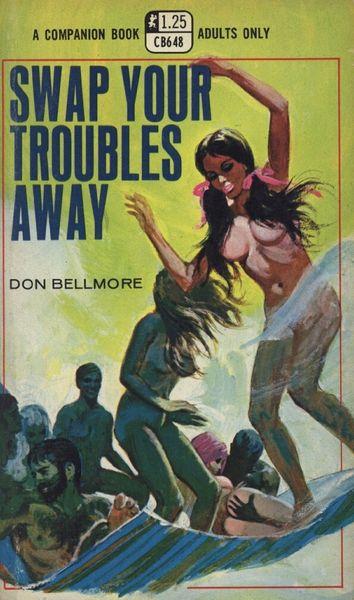 CB-648 - Greenleaf Companion Book - by Don Bellmore