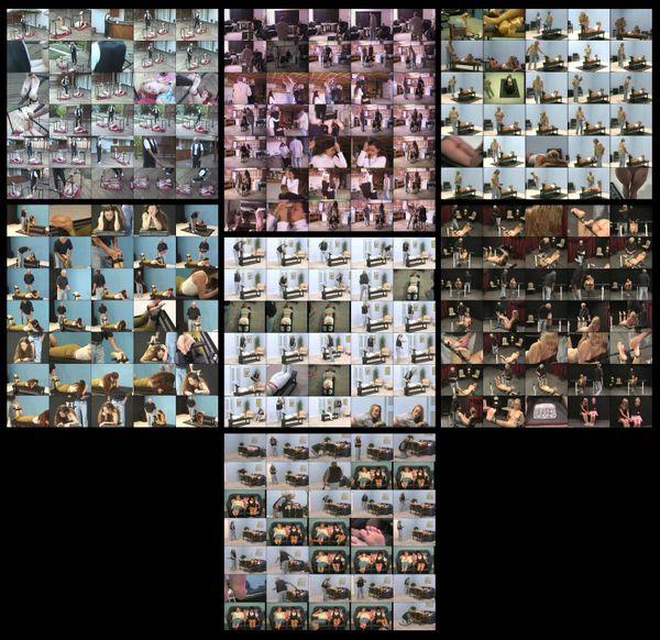 NWL - FOOT WHIPPING-7 models-7 scenes-2 hr 45 min - (Q=P-F-G)