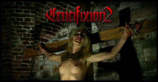 ITG - Crucifixion 2 - Interrogatio 2 - 55 min - *used DVD in paper sleeve - NO ART - (Q=G-VG)