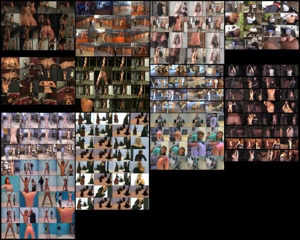 NWL 24 - 13 models-14 scenes - 3 hr 12 min - *used DVD in paper sleeve-No Art-(Q=F-G)