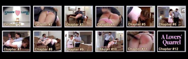 SL - Lovers Quarrel - 54 min - *used DVD in paper sleeve - NO ART - (Q=G-VG)