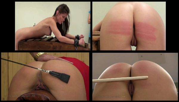 BDSM - SS-M - Caprice 01 - 11 scenes - 36 min - *used DVD in paper sleeve - NO ART - (Q=G-VG)