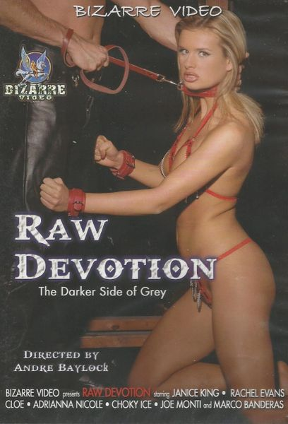 BDSM - BV - Raw Devotion - Bizarre Video - *USED FACTORY DVD in case with artwork