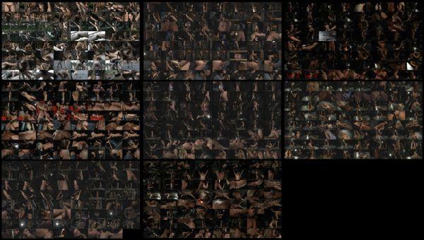 BDSM - SSL-08 - bondage-whipping - 8 scenes - 2 hr 30 min PLUS - *used DVD in paper sleeve - NO ART - (Q=VG)