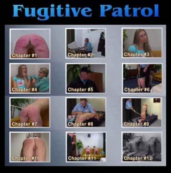 SS-T - Fugitive Patrol - 55 min - *used DVD in paper sleeve - NO ART - (Q=VG)