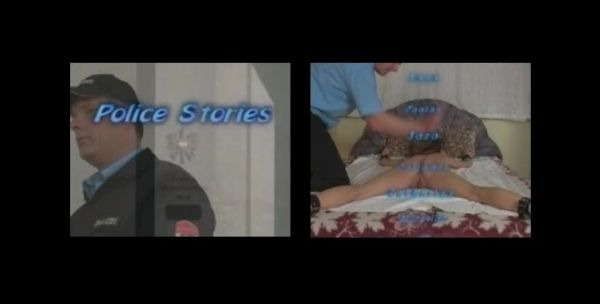 BDSM - SS-T - Police Stories - Bordello Patrol - 1 hr 4 min - *used DVD in paper sleeve - NO ART - (Q=VG)