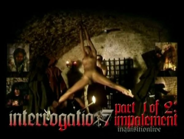 Interragatio 7 - Impalement 1 - 59 min - GERMAN - *used DVD in paper sleeve - NO ART - (Q=G-VG)