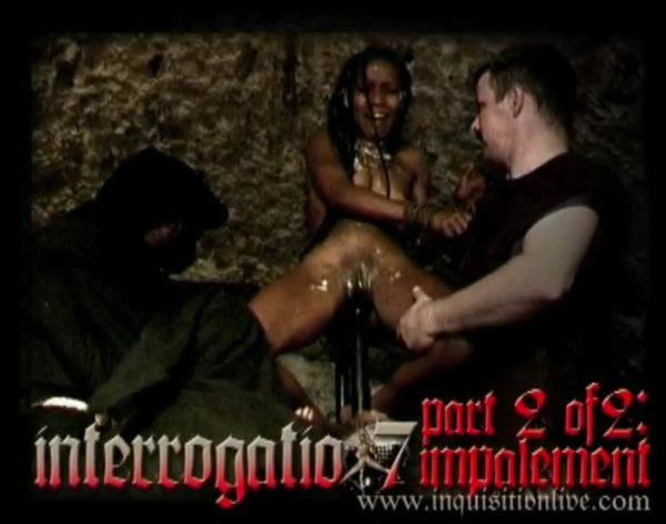 Interragatio 7 - Impalement 2 - 43 min - GERMAN - *used DVD in paper sleeve - NO ART - (Q=G-VG)