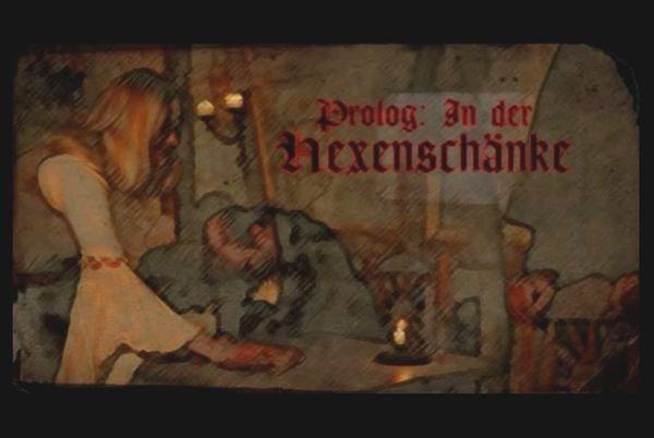 Interragatio - Hexenschanke - GERMAN - 1 hr 28 min - *used DVD in paper sleeve - NO ART - (Q=G-VG)