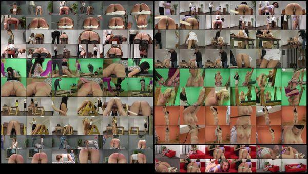 BDSM - SS-W - week 26-2017 - 10 scenes - 36 min - *used DVD in paper sleeve - NO ART - (Q=VG)