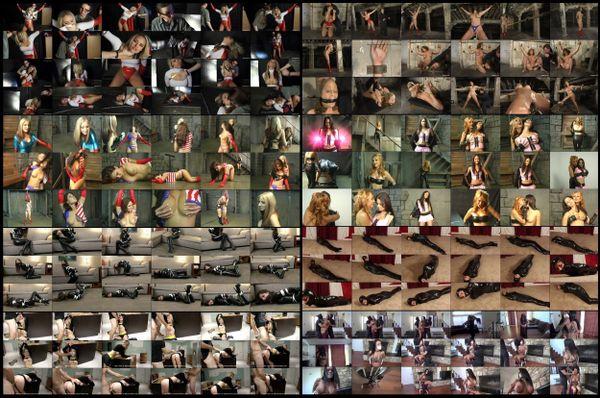 BDSM - Cosplay 01 - 8 scenes - 2 hr 27 min - *used DVD in paper sleeve-no art-(Q=F-G-VG)