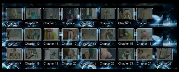 BDSM - SS-SFW-012 - strip for the whip - 25 scenes - 1 hr 8 min - *used DVD in paper sleeve - NO ART - (Q=G-VG)