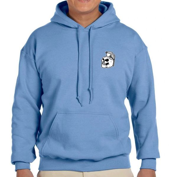 Carolina Blue Operator Error Apparel Hoodie