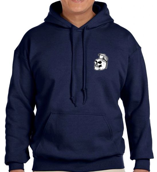 Navy Blue Operator Error Apparel Hoodie