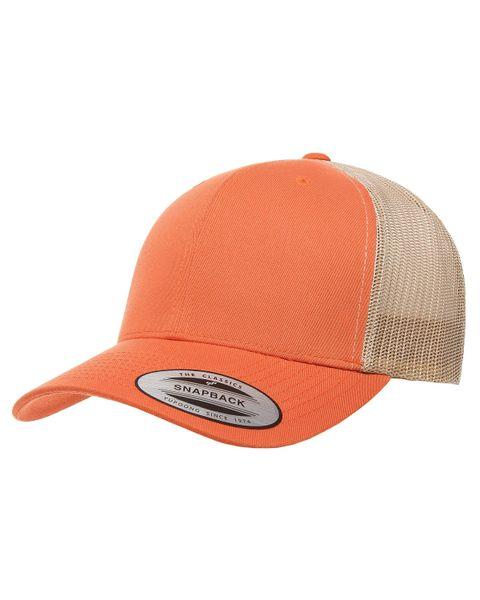 Orange/Khaki