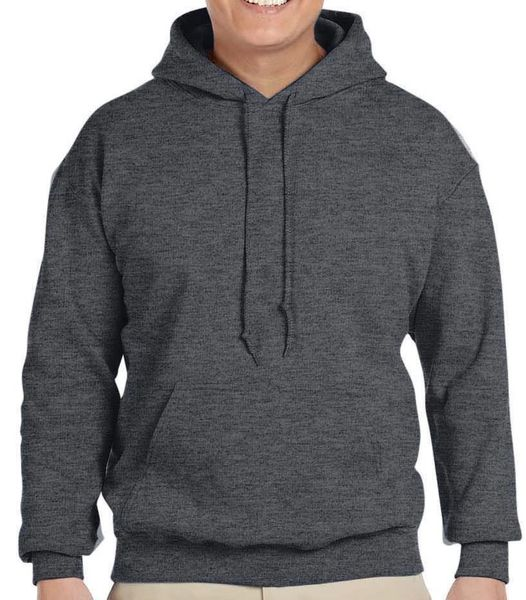Dark Heathered Gray Operator Error Apparel Hoodie