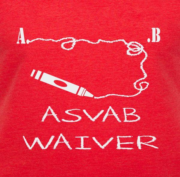 ASVAB WAIVER