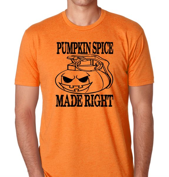 Pumpkin Spice Made Right