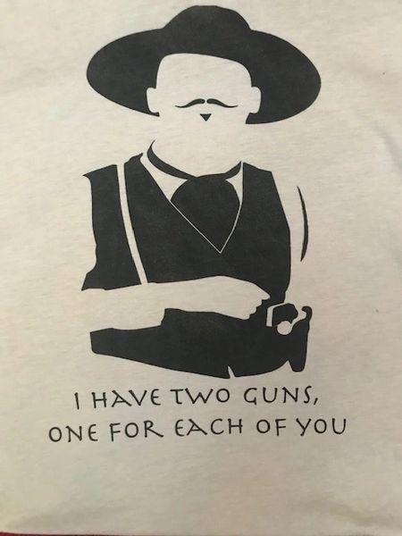 Two Guns (Doc Holiday)