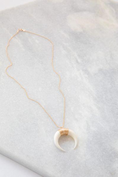 Coraline Necklace Brooklyn Grace Jewelry