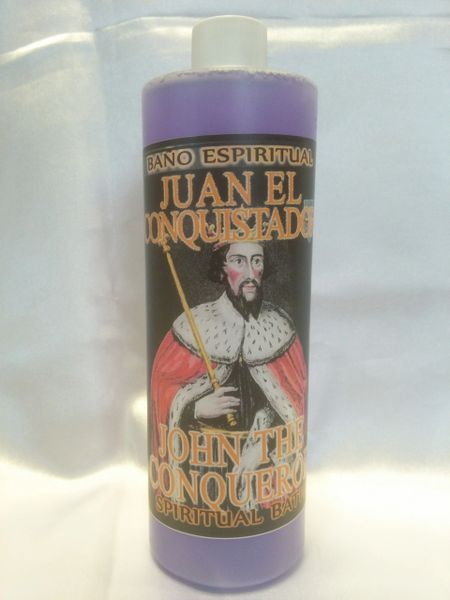 Juan El Conquistador Baño Espiritual - John The Conqueror Spritual Bath
