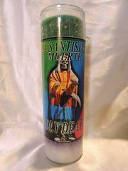 Santa Muerte De 7 Colores - 7 Color Holy Death