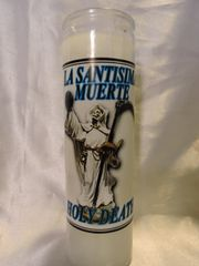Santa Muerte (Blanco) - Holy Death (White)