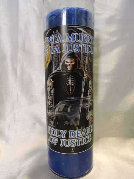 Santa Muerte De La Justicia - Holy Death Of Justice