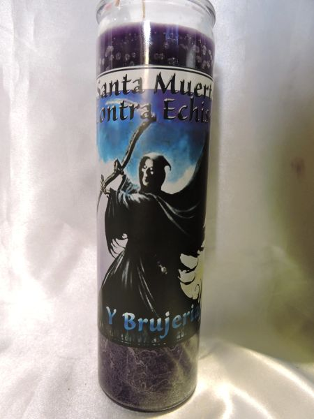 Santa Muerte Contra Hechizos & Brujeria - Holy Death Against Spells & Witchcraft