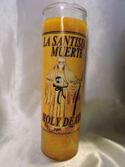 Santa Muerte (Oro) - Holy Death (Gold)
