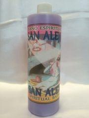 San Alejo Baño Espiritual - Saint Alex Spiritual Bath