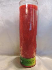 Veladora Sin Imagen (Rojo) - Plain Candle (Red)