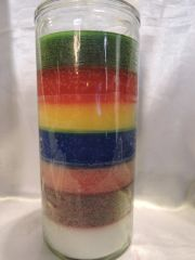 Veladora de 14 Dias (7Colores) - 14 Day Candle (7Color)