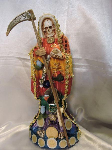 Santa Muerte Vesida - Holy Death