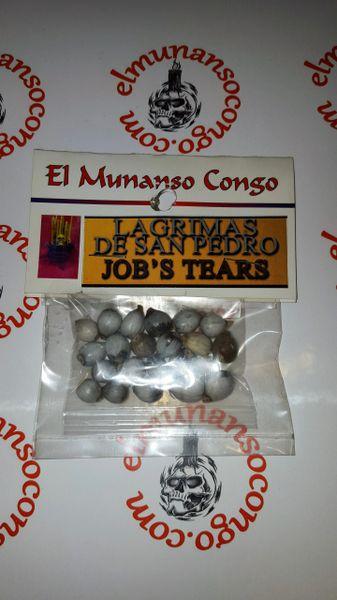 Lagrimas De San Pedro - San Pedro Job Tears