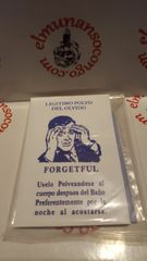 Polvo Del Olvido - Forgetfulness Powder
