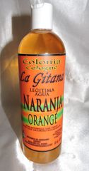16 oz Colonia de Naranja - Orange Cologne