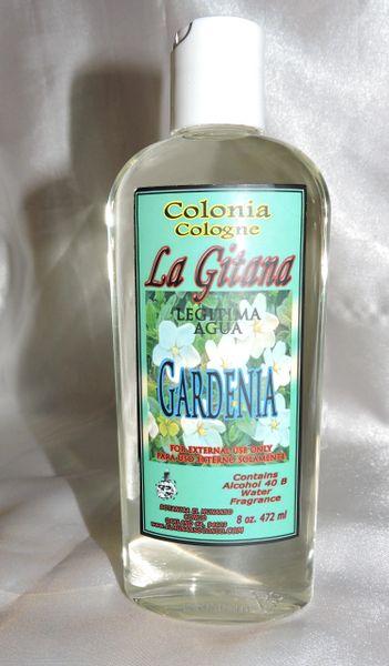 8 fl oz Colonia de Gardenia - Gardenia Cologne