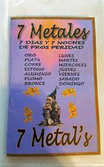 Polvo 7 Metales - 7 Metals Powder