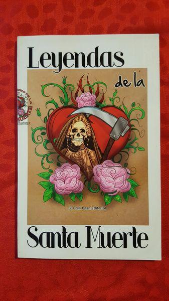 Leyendas de la santa Muerte book