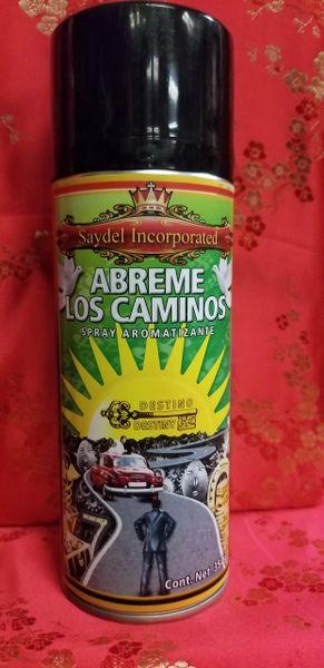 Aromatizante de Abreme Los Caminos - Road Opener Spray