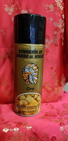 Aromatizante de Bendicion De Dinero Al Hogar (Oro) - Money House Blessing (Gold)