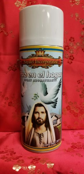 Aromatizante de Paz En El Hogar - Peaceful Home Spray